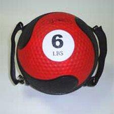 """Medballs 9"""" in Red"""