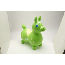 Rody Horse in Lime