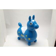 Rody Horse in Blue