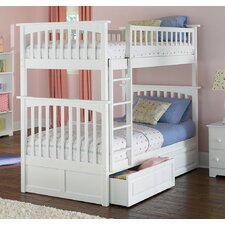 Columbia Bunk Bed with Stroage