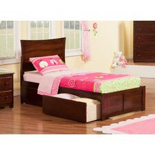 Metro Twin XL Platform Bed