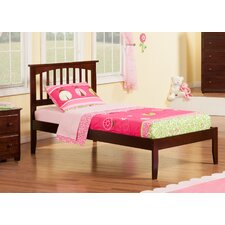 Mission Twin XL Slat Bed