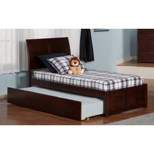 Urban Lifestyle Portland Panel Bed with Trundle