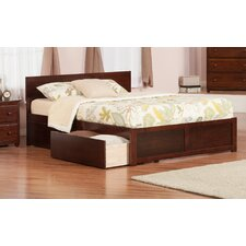 Urban Lifestyle Orlando Panel Bed with Storage