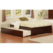 Urban Lifestyle Concord Platform Bed with Trundle