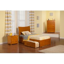 Urban Lifestyle Soho Bed with Bed Drawers Set