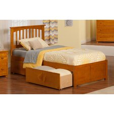 Urban Lifestyle Mission Bed with Storage
