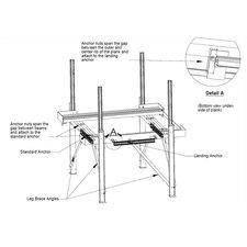 Long Leg Support / Ramp