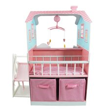 Baby Nursery Doll House