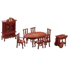 Child Accessories 9 Piece Living Room Set