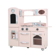 wooden play kitchen accessories play kitchen sets amp accessories wayfair 1650
