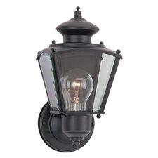 Classic 1 Light Wall Lantern