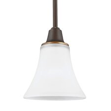 Metcalf 1 Light Mini Pendant