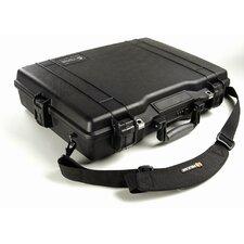 "Laptop Case with Foam: 17.25"" x 21.63"" x 4.75"""