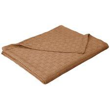 Cotton Basket Weave Blanket