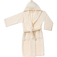 Egyptian Cotton Kids Hooded Bathrobe