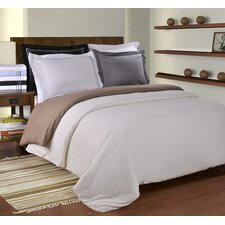 Wrinkle Resistant Heritage 3000 Series Duvet Cover Set