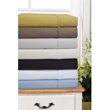 Cotton Rich 1000 TC Solid Sheet Set