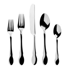 Old World 20 Piece Flatware Set