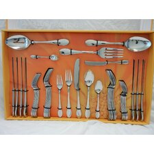 Albion 45 Piece Flatware Set