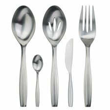 Beam 5 Piece Flatware Serving Set