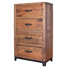 Maya 4 Drawer Lingerie Chest