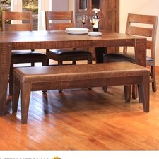 Montecarlo Wood Kitchen Bench