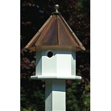 Oct-Avian Birdhouse