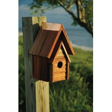 Wrental Birdhouse