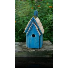 Blue Bird Manor Birdhouse