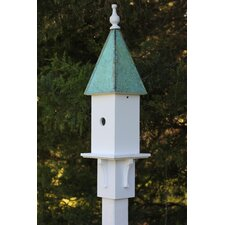 Songbird Station Freestanding Birdhouse