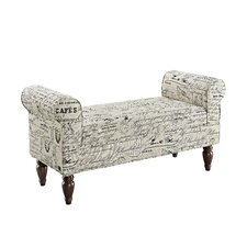 Lillian Upholstered Bedroom Bench