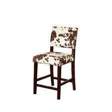 "Corey 24"" Bar Stool with Cushion"