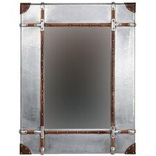 Aluminum Framed Wall Mirror