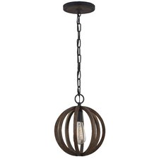 Allier 1 Light Mini Pendant