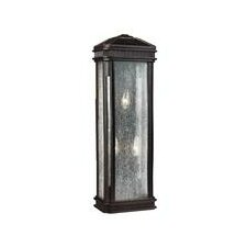Federal 2 Light Outdoor Wall Sconce