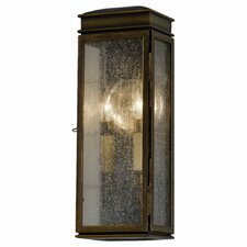 Whitaker 2 Light Wall Lantern