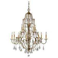 Valentina 12 Light Chandelier