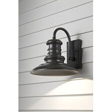 Redding Station 1 Light Wall Lantern