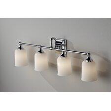 Harvard 4 Light Bath Vanity Light