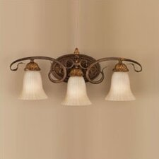 Sonoma Valley 3 Light Vanity Light