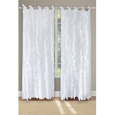 Waterfall Curtain Panels (Set of 2)