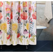 Watercolor Dream Shower Curtain