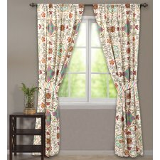 Esprit Window Curtain Panels (Set of 2)
