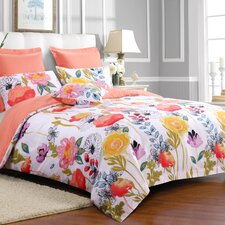 Watercolor Dream Duvet Set