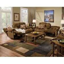 Concord Lay Flat Reclining Sofa
