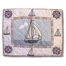 Nautical Pillow Sham