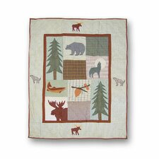 Mountain Whispers Crib Quilt
