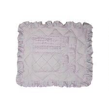 Precious Crib Cotton Boudoir/Breakfast Pillow