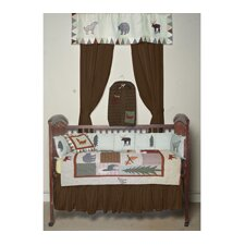 Mountain Whispers 9 Piece Crib Bedding Set